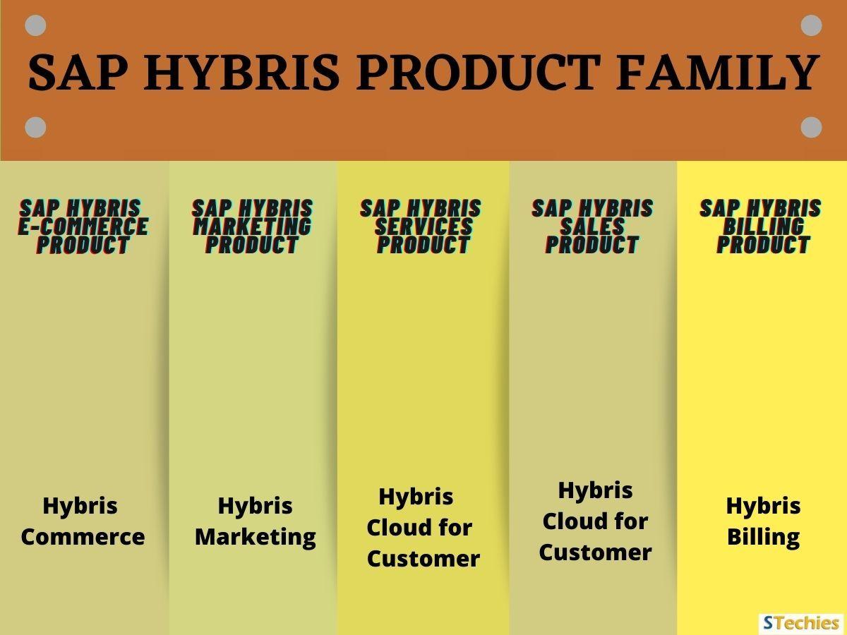 SAP Hybris Product Family