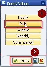 Period Values