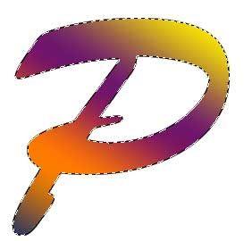 Fill Gradient Color Effect - Photoshop