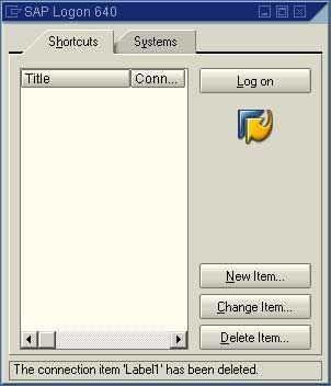 SAP Logon Pad