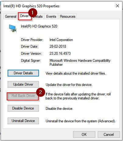 Windows Can't Communicate with Device or Resource