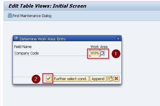 Add company code