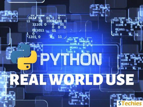 python-real-world-use