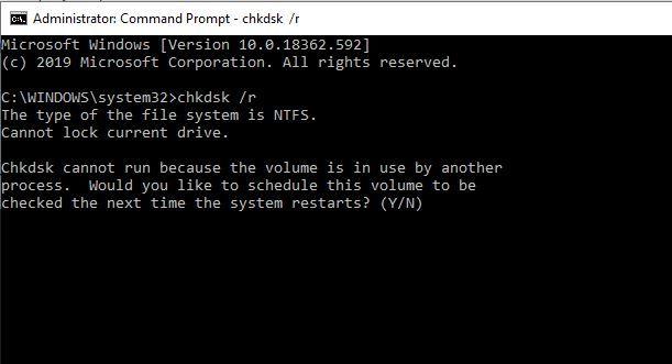 SFC Scannow Not Working on Windows