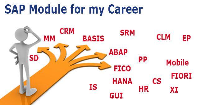SAP Module for my Career