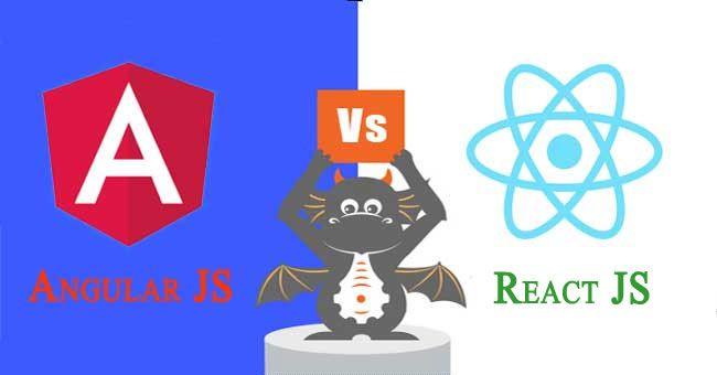 ReactJS-vs-AngularJS