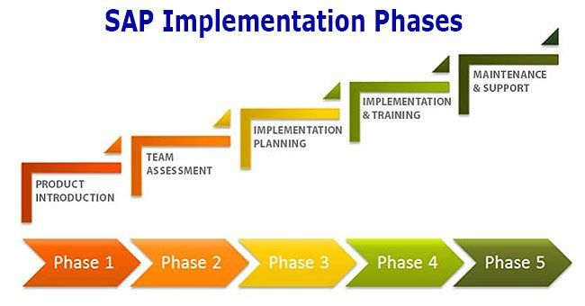 SAP Software Implementation