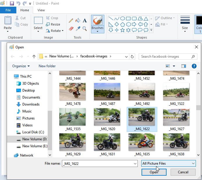Could not complete your request because of a problem parsing the JPEG data-4