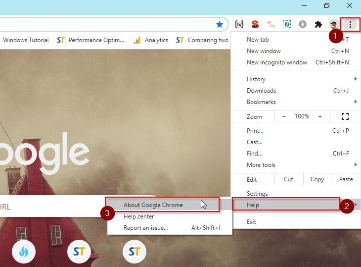 Mouse Pointer Disappear in Chrome Browser