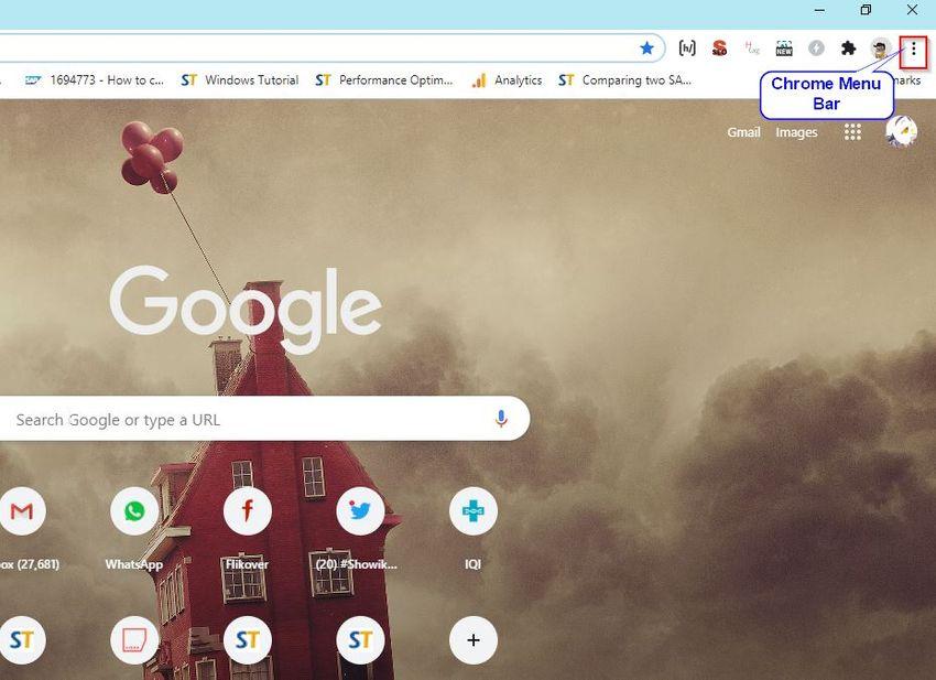 Google Chrome not Saving Passwords