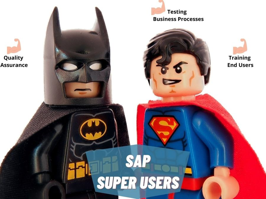 SAP Super Users