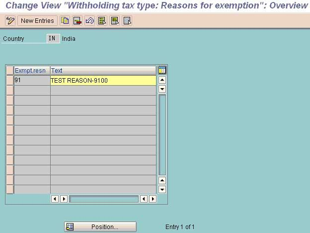 WITHHOLDING TAX
